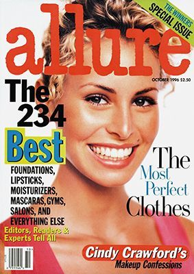 #TBT: Welcome to Our First Best of Beauty Awards! | allure.com
