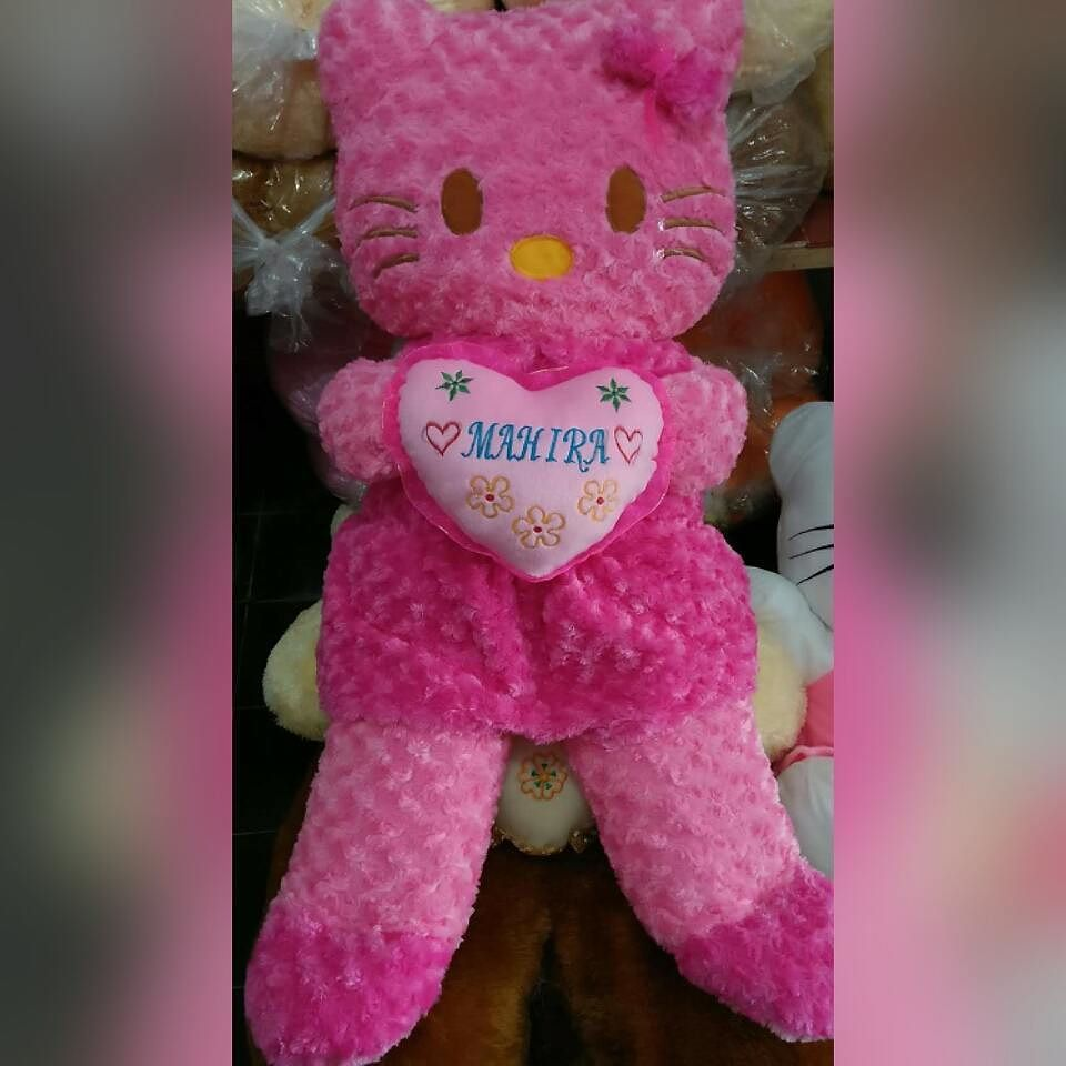 Boneka Hello Kitty J 1 M 2 Kg Harga 168000 Yuk Mbak Say Dan Mas Tampan