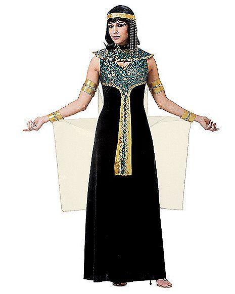 44.99 Cleopatra Black Adult Womens Costume - Spirithalloween.com