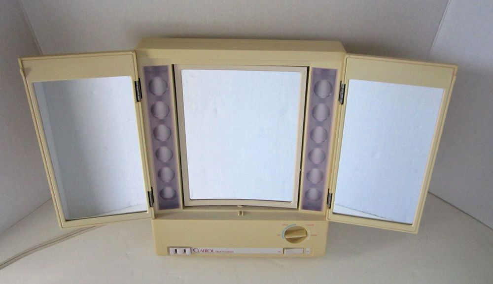 Clairol True To Light Multiple Setting Makeup Mirror Model Lm 8