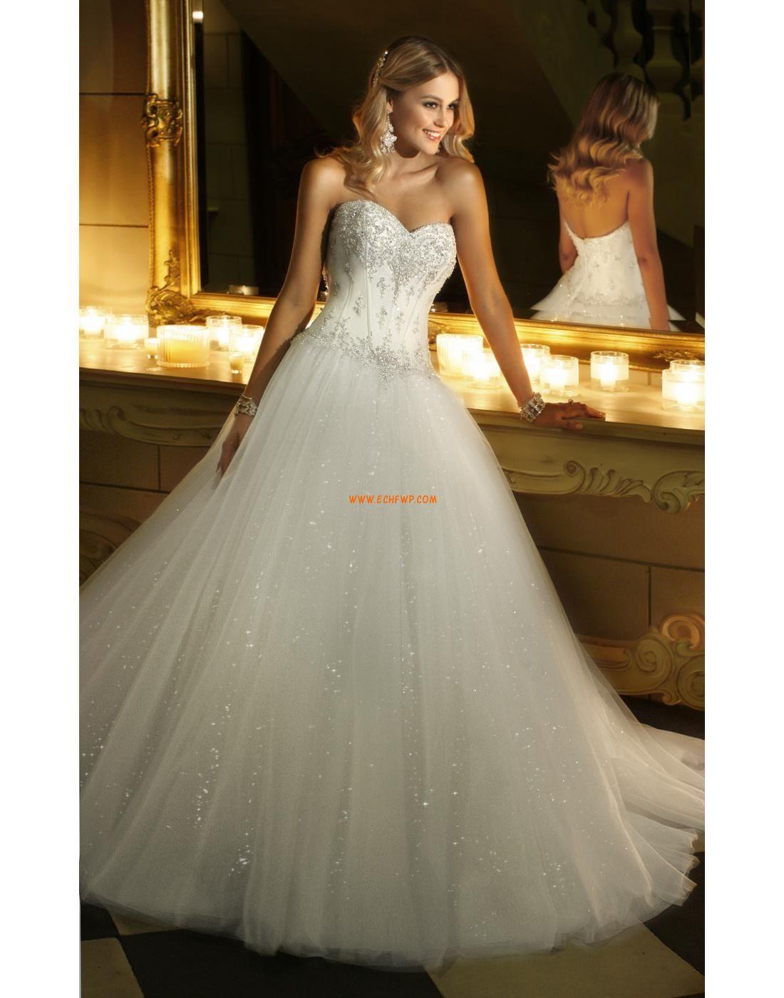 Srdíčko Okouzlijící   dramatický Léto Svatební šaty 2014 ... 5558df26f9