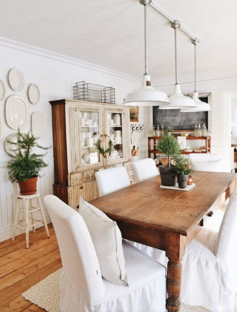 The 15 Most Beautiful Dining Rooms on Pinterest (With