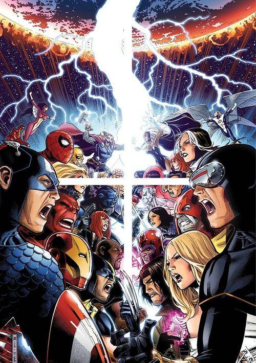 X Men Vs Avengers Marvel Superheroes Marvel Avengers