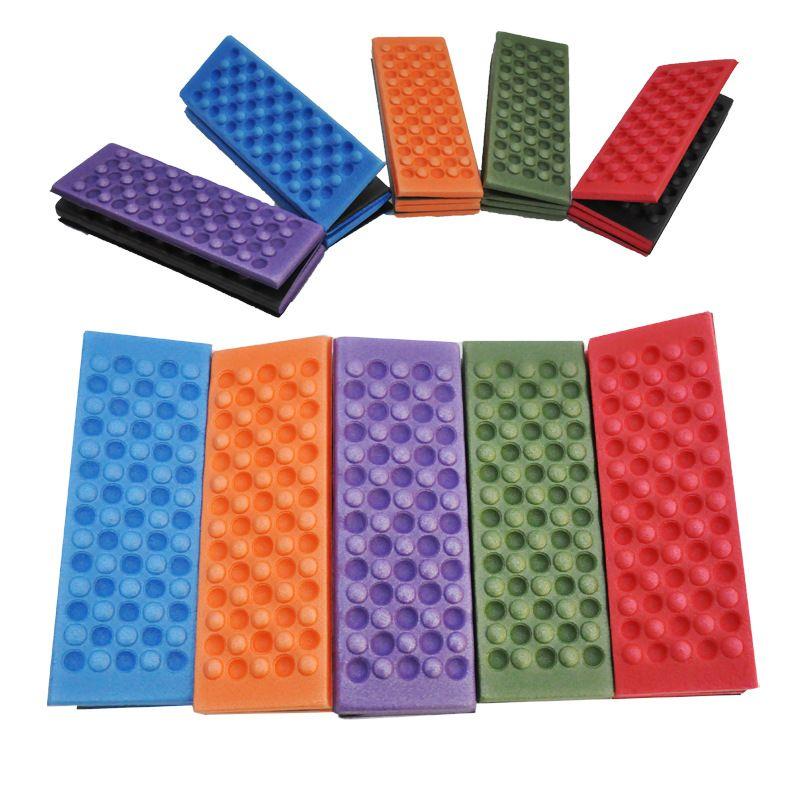 Moisture-proof Folding Foam Pads Mat Cushion Seat Camping Park Picnic Mat C