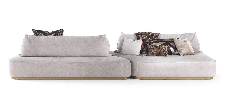 Baltimora Roberto Cavalli Home Website Modular Sofa Furniture Home