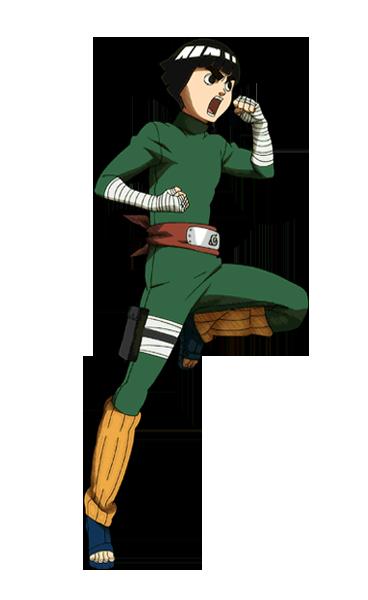 Rock Lee Render Ultimate Ninja Heroes By Maxiuchiha22 On Deviantart Rock Lee Naruto Characters Anime Naruto