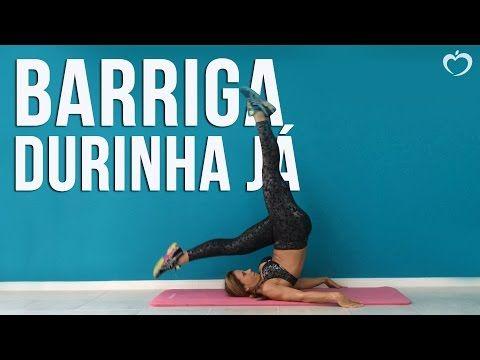 Barriga Durinha Ja Exercicios Para Parte Inferior Do Abdomen