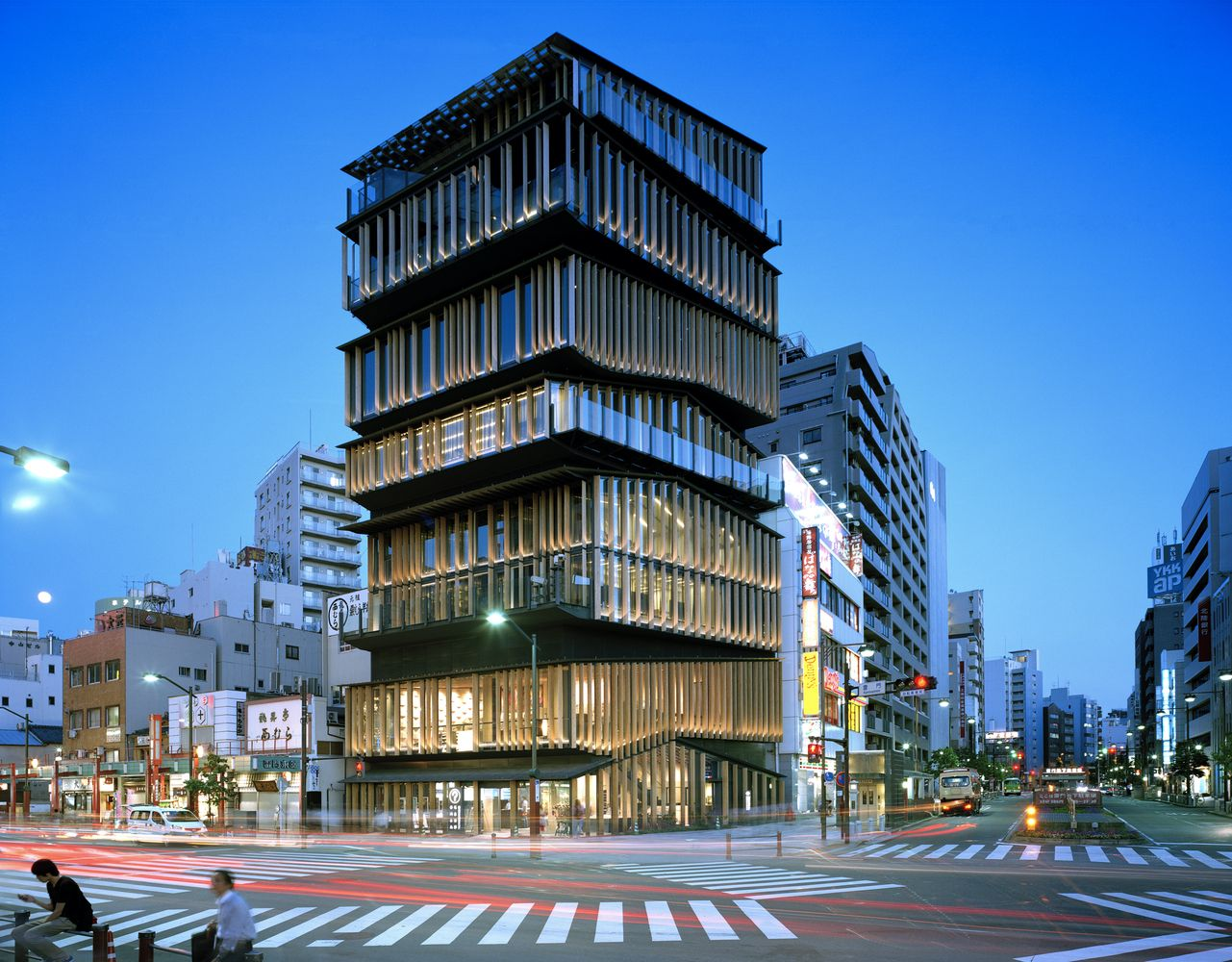 Gallery of Kengo Kuma Explains How His Architectural Style was Formed by Financial Crisis – 5