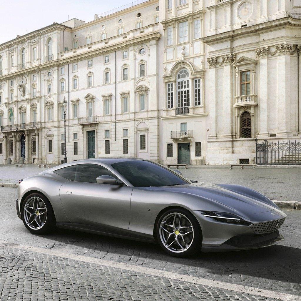 The New Ferrari Is the Prettiest Ferrari in a Long Time