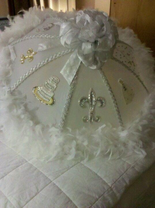 Brides second line umbrella: