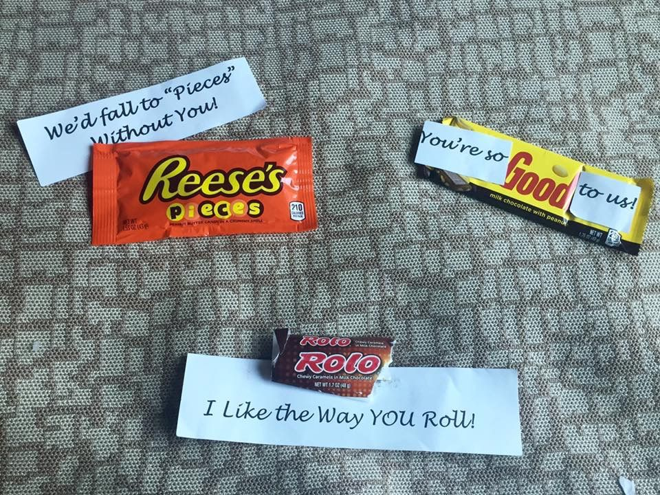 Candy treat