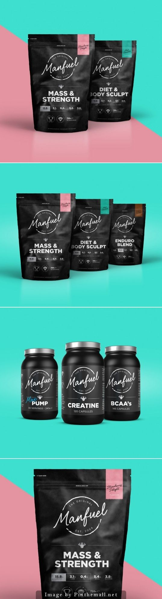 Supplement packaging that isn't awful  http://lovelypackage.com/manfuel/