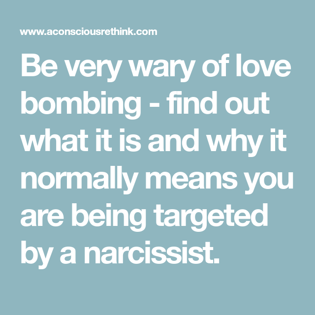 Early warning signs dating narcissist