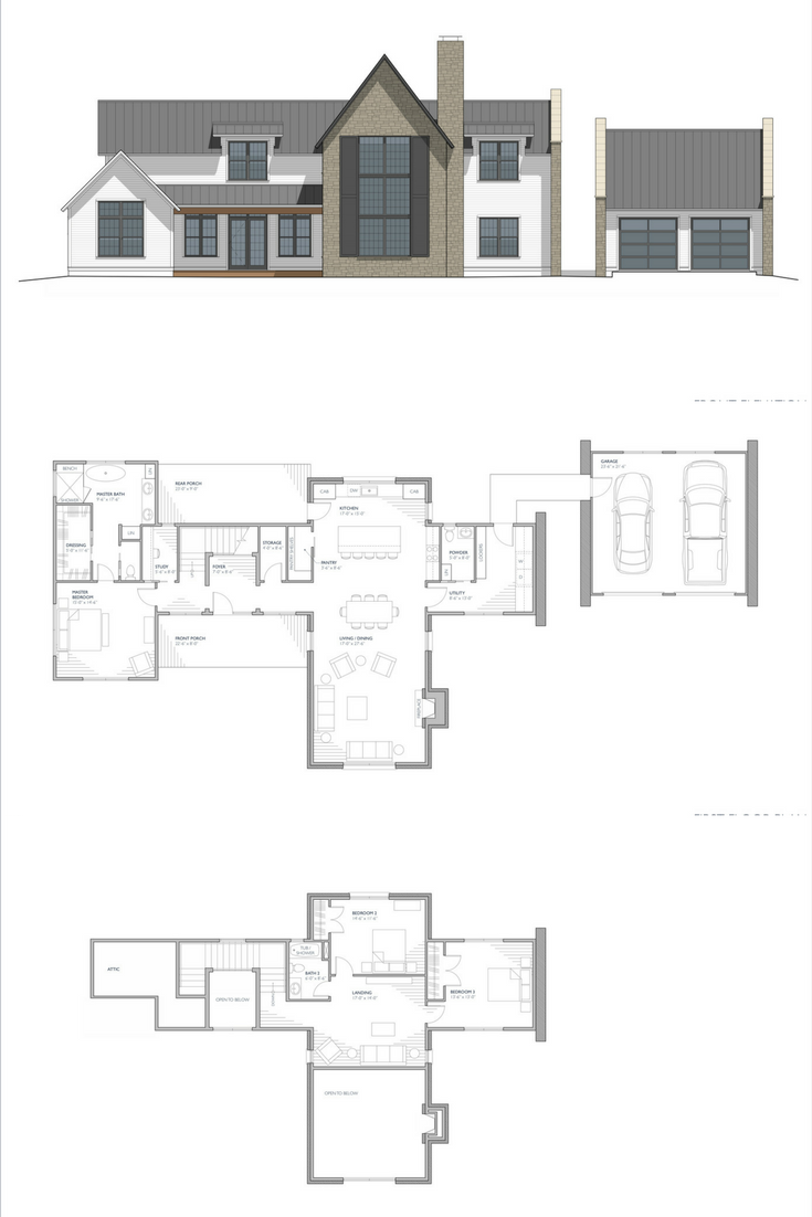 English Cottage Style Dream House Plans With Their Picturesque Style English Cottage House Plans Also Known As Storybook Cottage Hou Modern Farmhouse Floorplan