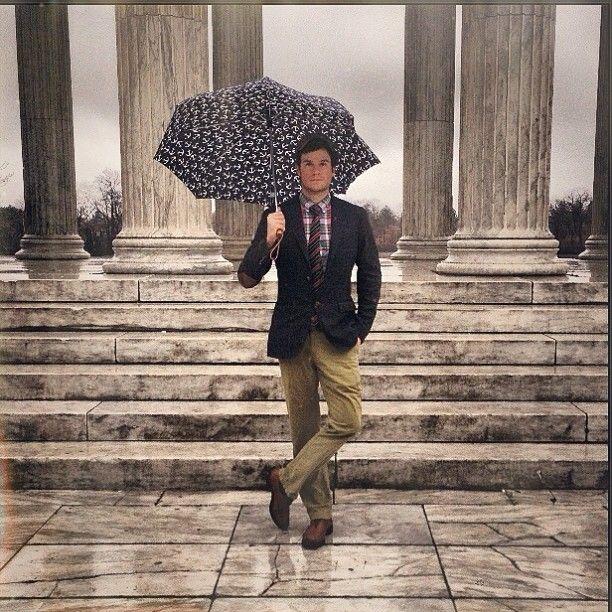 Thank Heavens for my trusty pocket anchor umbrella.