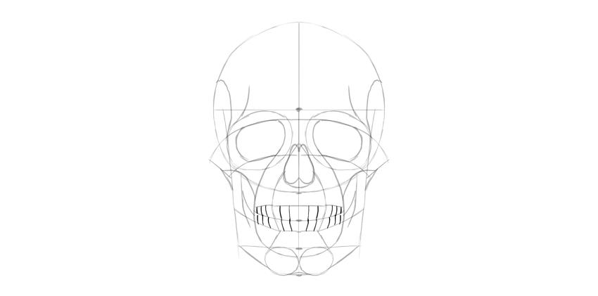 Pin On Draw A Skull