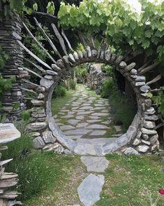 Photo of 65 awesome moon gate garden design ideas 31  alvazz.com #garden #gardendesign #gardenideas  65 awesome moon gate garden design ideas 31  alvazz.com #garden #gardendesign #gardenideas