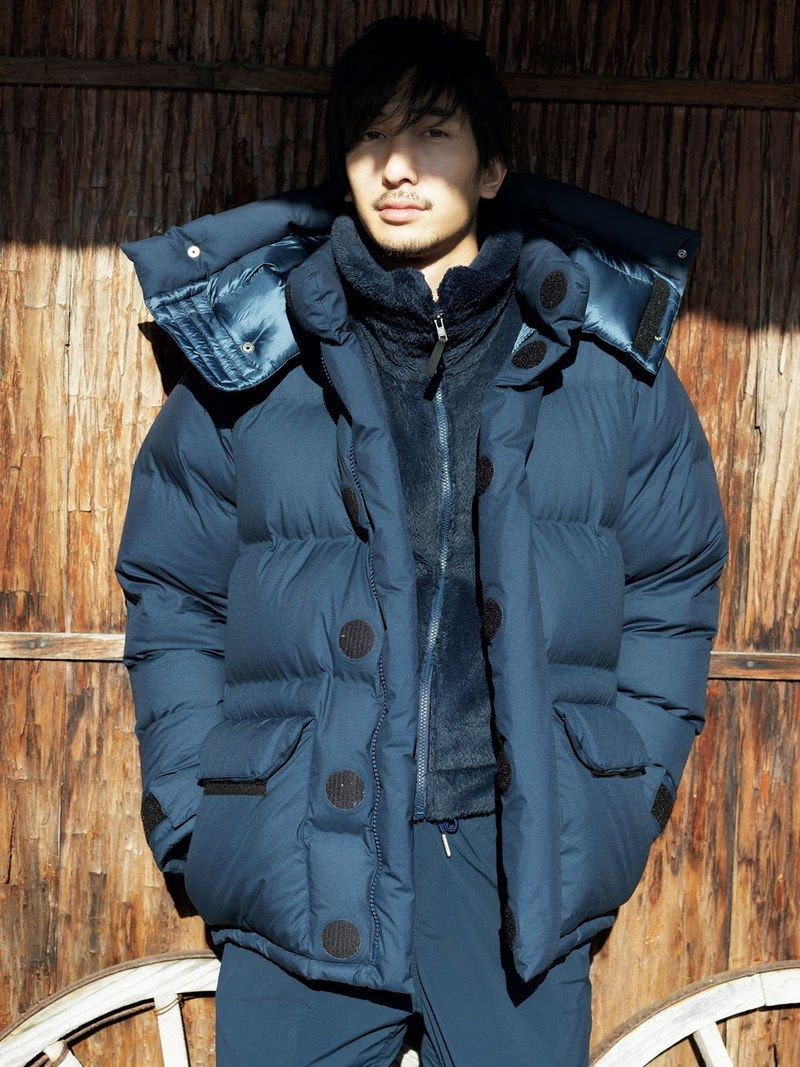 Here S Your First Look At The North Face S Japanese Collection Which Will Finally Be Available Stateside Jackets Men Fashion Mens Winter Fashion Mens Down Jacket [ 1067 x 800 Pixel ]
