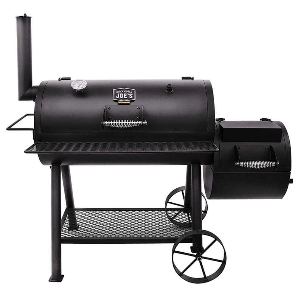 how to smoke ribs on a offset charcoal grill