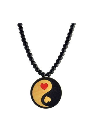 SWAGGWOOD YIN AND THE YANG PENDANT @Pascale Lemay De Groof