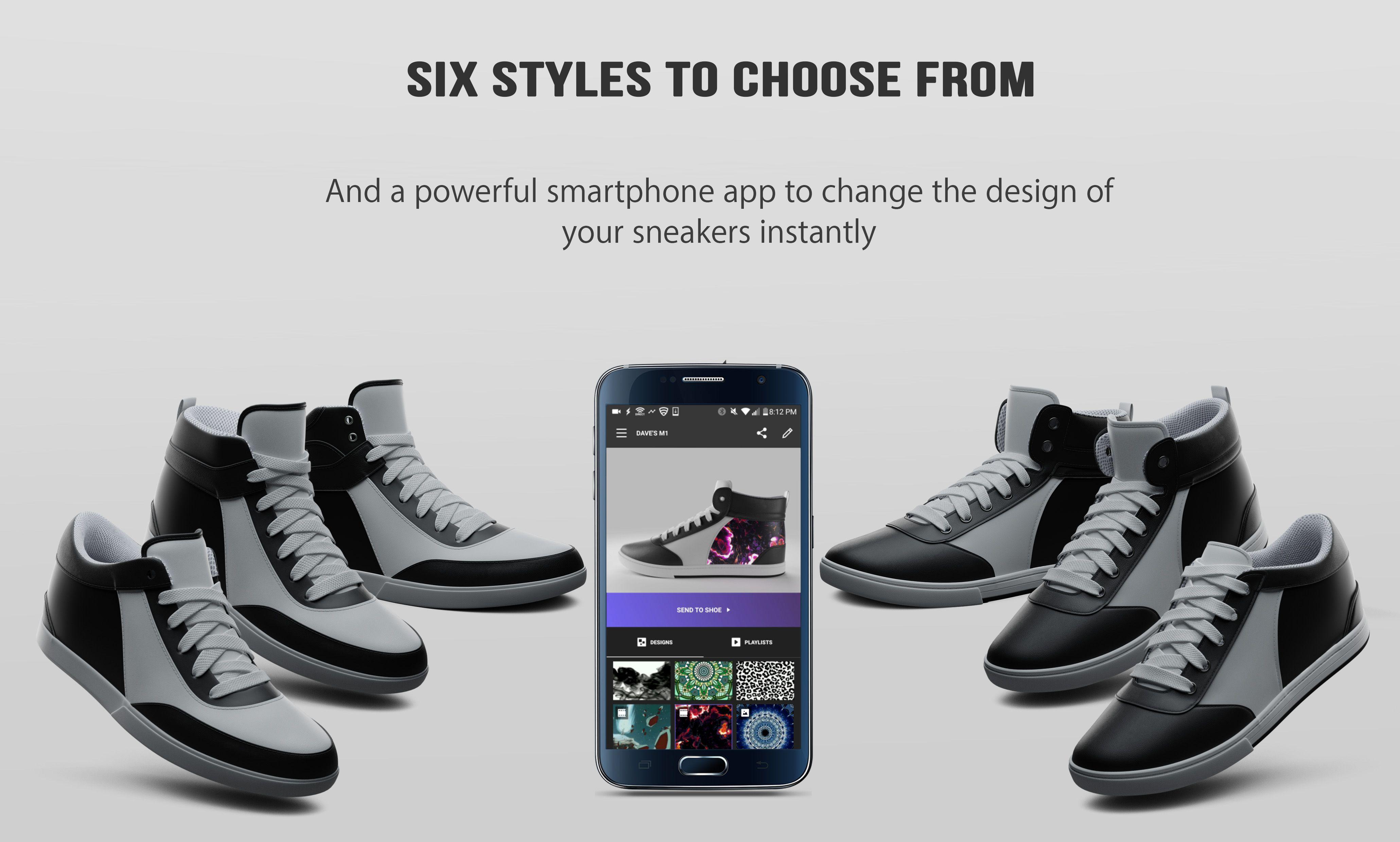 Motion   Shiftwear Sneakers