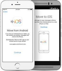 How to transfer your data and switch from Android to