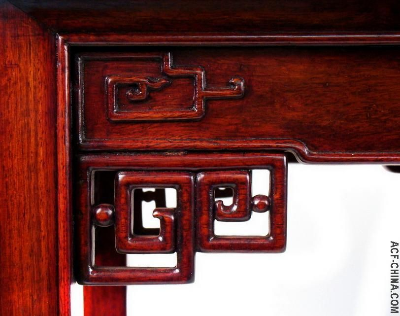 Woods Used In Making Chinese Furniture: Teak Wood (you Mu)