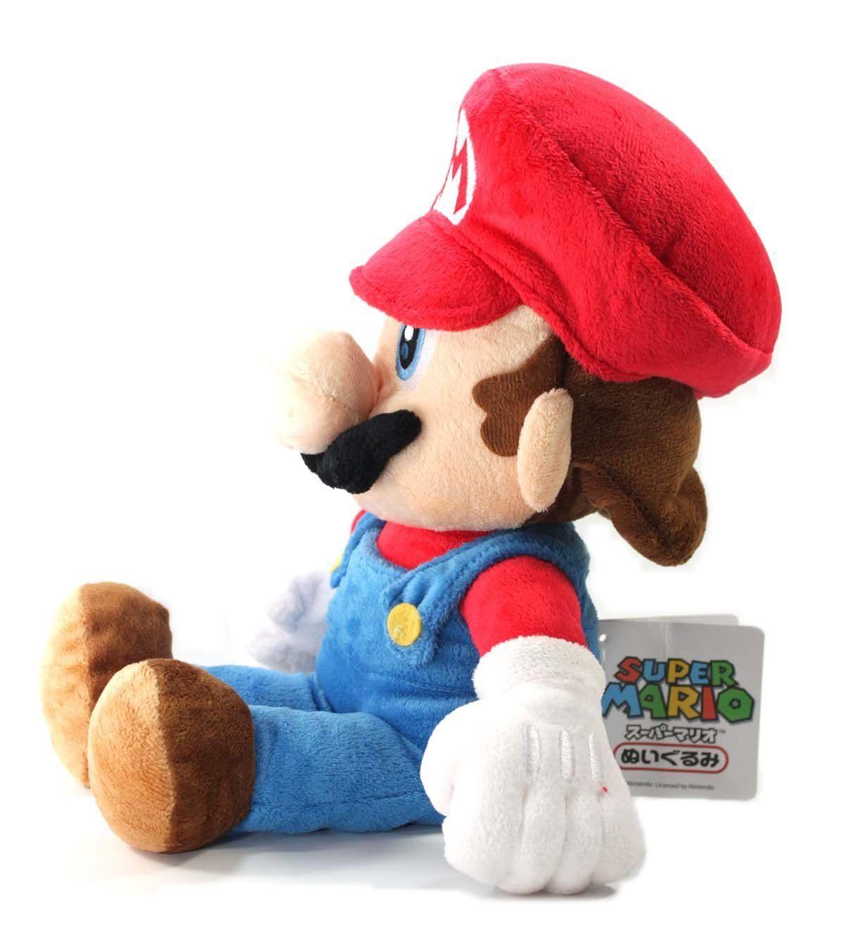 Japanese Plush Toys : Super mario plush soft stuffed toy