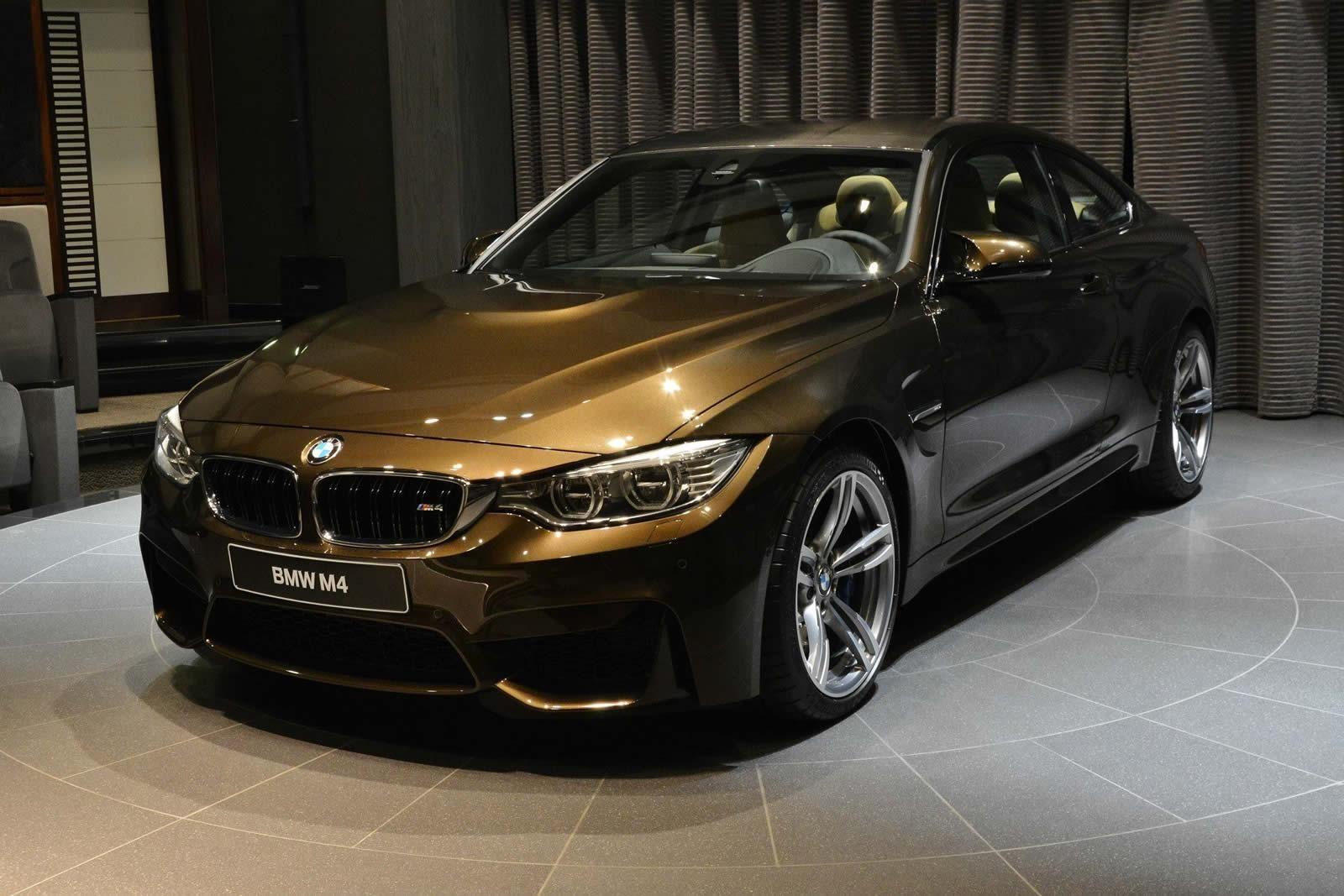 2014 Unique Abu Dhabi BMW M4