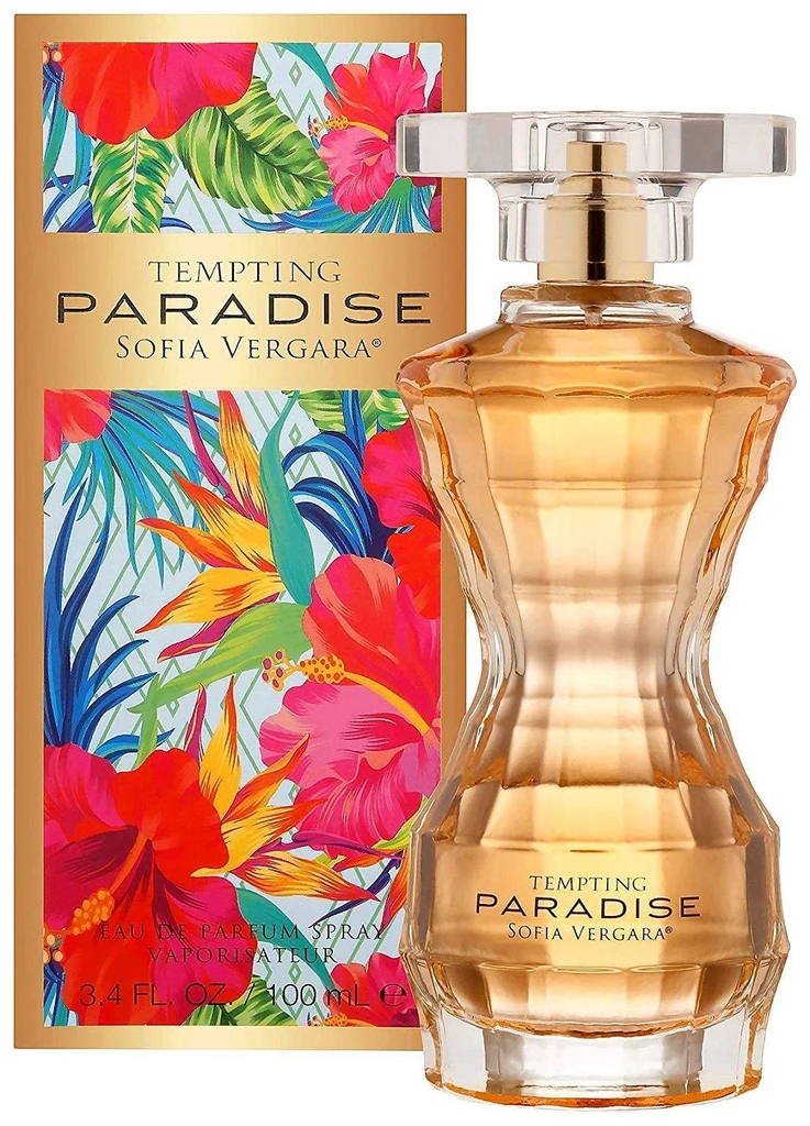 Tempting Paradise by Sofia Vergara for Women in 2020