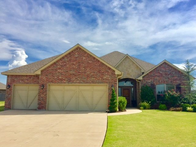 🏡🏠‼️ JUST LISTED 🏠🏡‼️ 7712 SW Marshall Lawton, OK 73505 Asking Price: $239,000 Single Family 3 Beds, 2 Baths, 2,065 Sqr Ft 73505 - Kazoom! Check out this beautiful one owner, custom built brick home which has many extras and has 2065 square feet per builder plan. It is in the cache public school district. Upon entering the front door you are greeted by a large foyer with a convenient office to the left with glass french doors. Tall 10' ceilings throughout the house welcomes one to an…