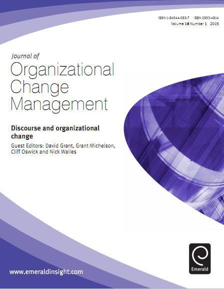 change management: an international journal