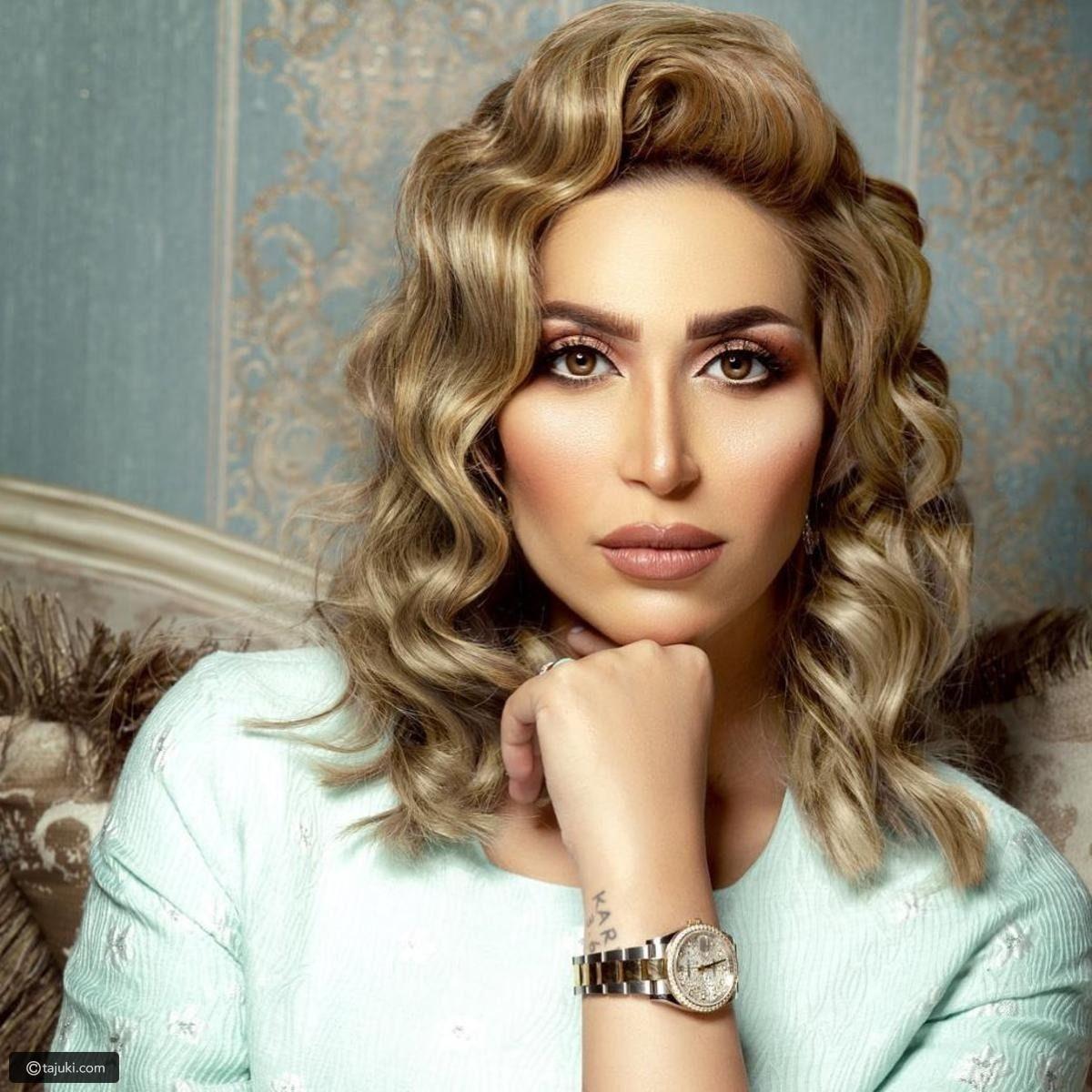 قصات شعر وتسريحات الدكتورة خلود Contact Lenses Colored Makeup Looks Makeup Blogger