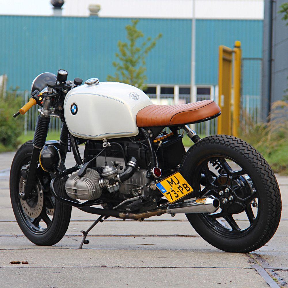 Beliebt BMW-R100-Cafe-Racer-2 | BMW Motorrad | Pinterest | BMW, Cafes and  HE19