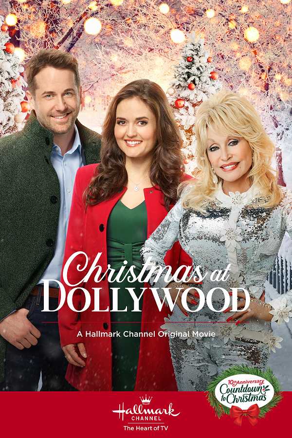 """Christmas at Dollywood"" (2019) in 2020 Hallmark"