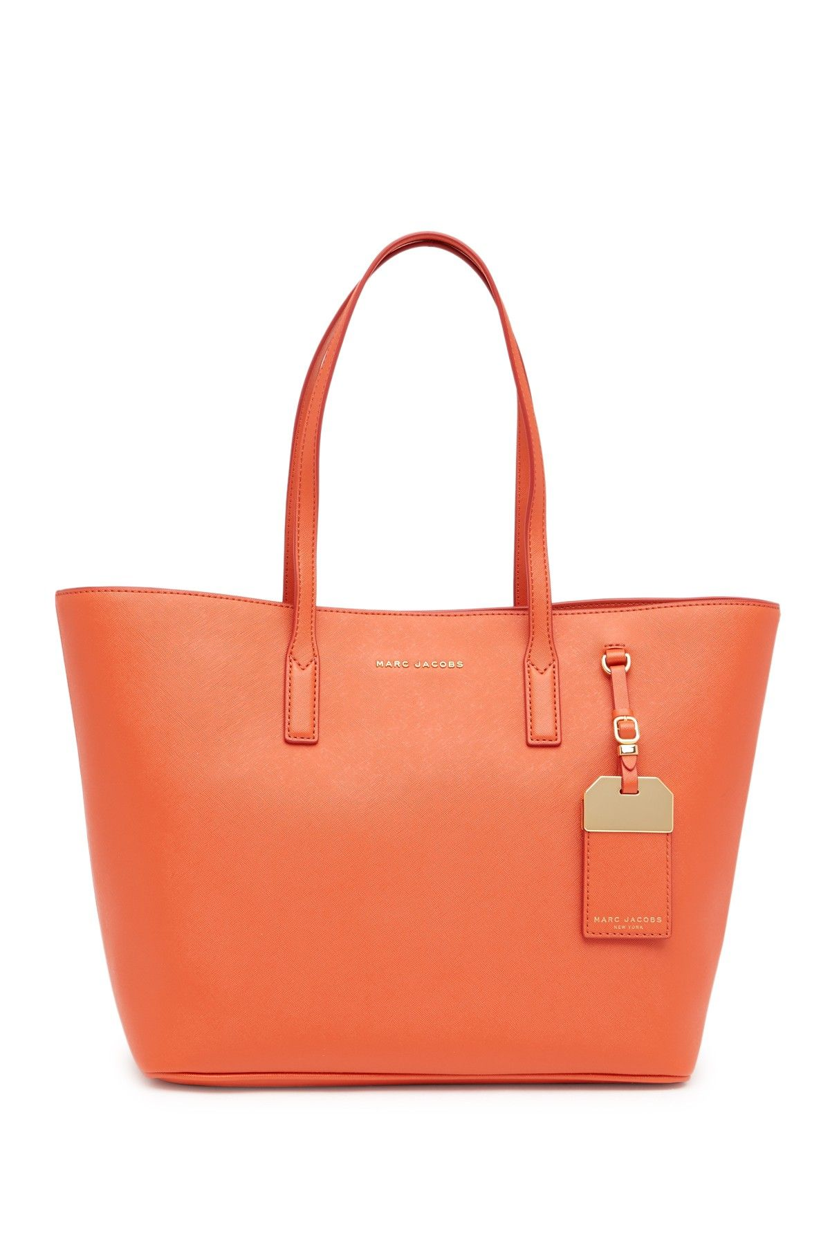 3468a0bcf94b Leather Tag Tote Bag by Marc Jacobs on  nordstrom rack  149.97 ...