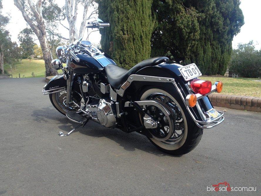 2000 Harley-Davidson Heritage Softail Classic 1450 (FLSTC