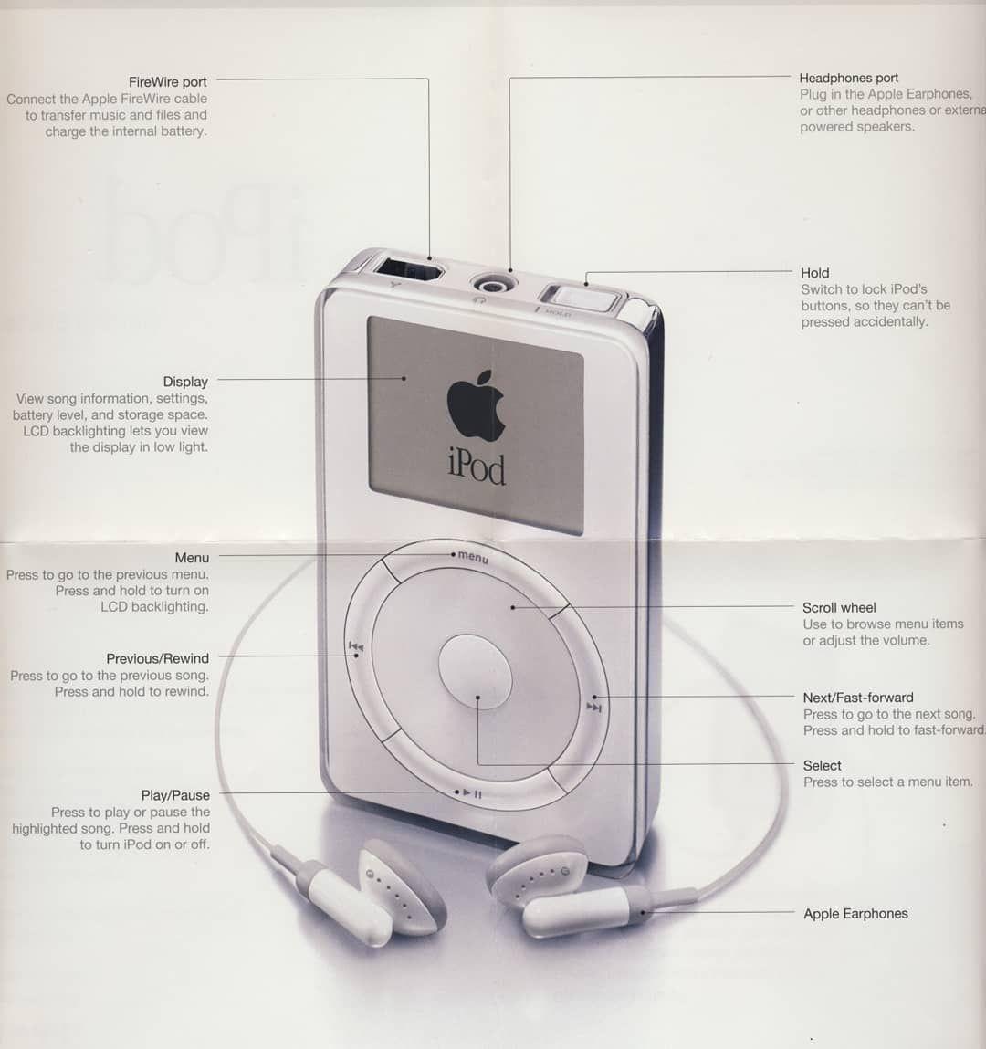 "Underground Record Label on Instagram ""Original iPod"