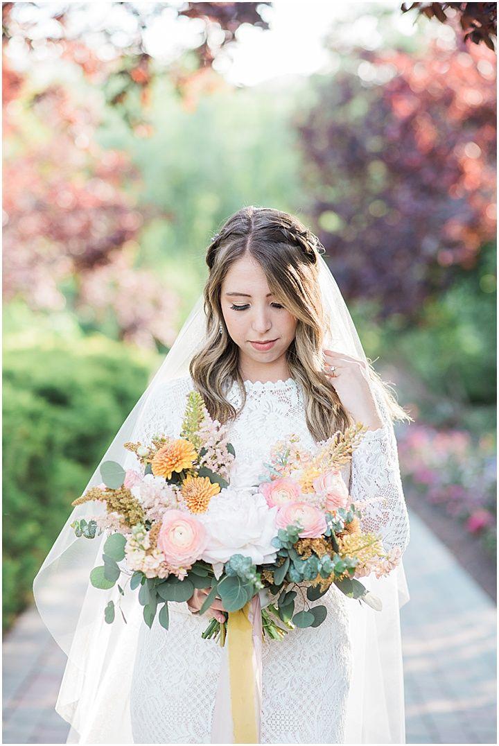 Ashton gardens bridals fine art portrait and wedding