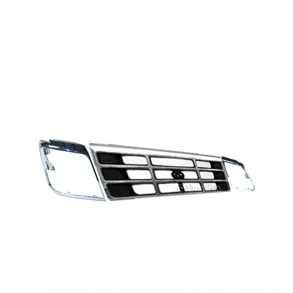Grille Headlamp Door Front For Ford F 250 1992 97 Fo1200173 Fo2512130 Fo2513131 Keystoneautomotiveoperations Headlamp F250 Brother Printers