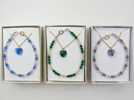Hey, I found this really awesome Etsy listing at https://www.etsy.com/listing/172540175/childrens-jewelry-sets-swarovski-crystal