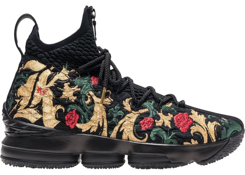 the latest f73ef fa82b Kith Closing Ceremony Nike Lebron 15 XV Performance NKAJ3936-002 Ronnie Fieg  (eBay Link)
