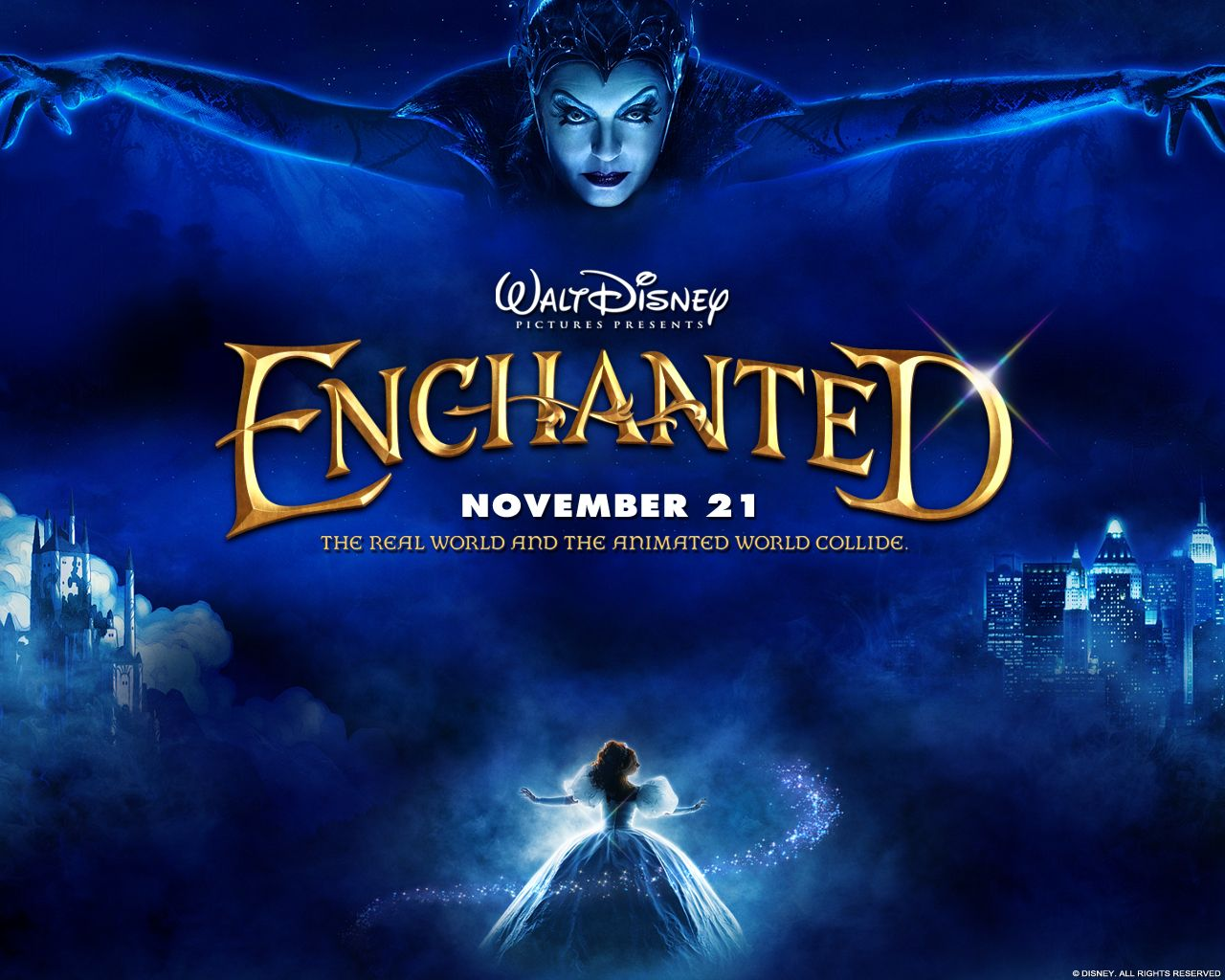 Enchanted Movies I Like Walt Disney Characters Walt