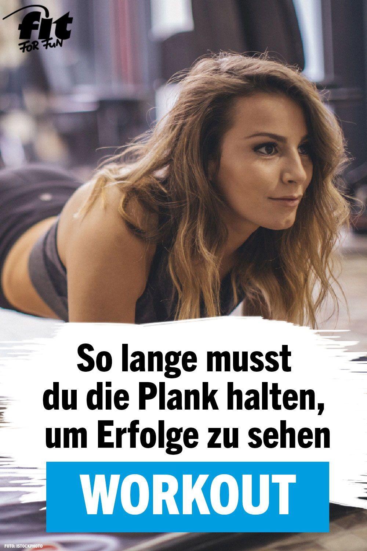ᐅ Planking: 12 Plank-Varianten für eine starke Mitte