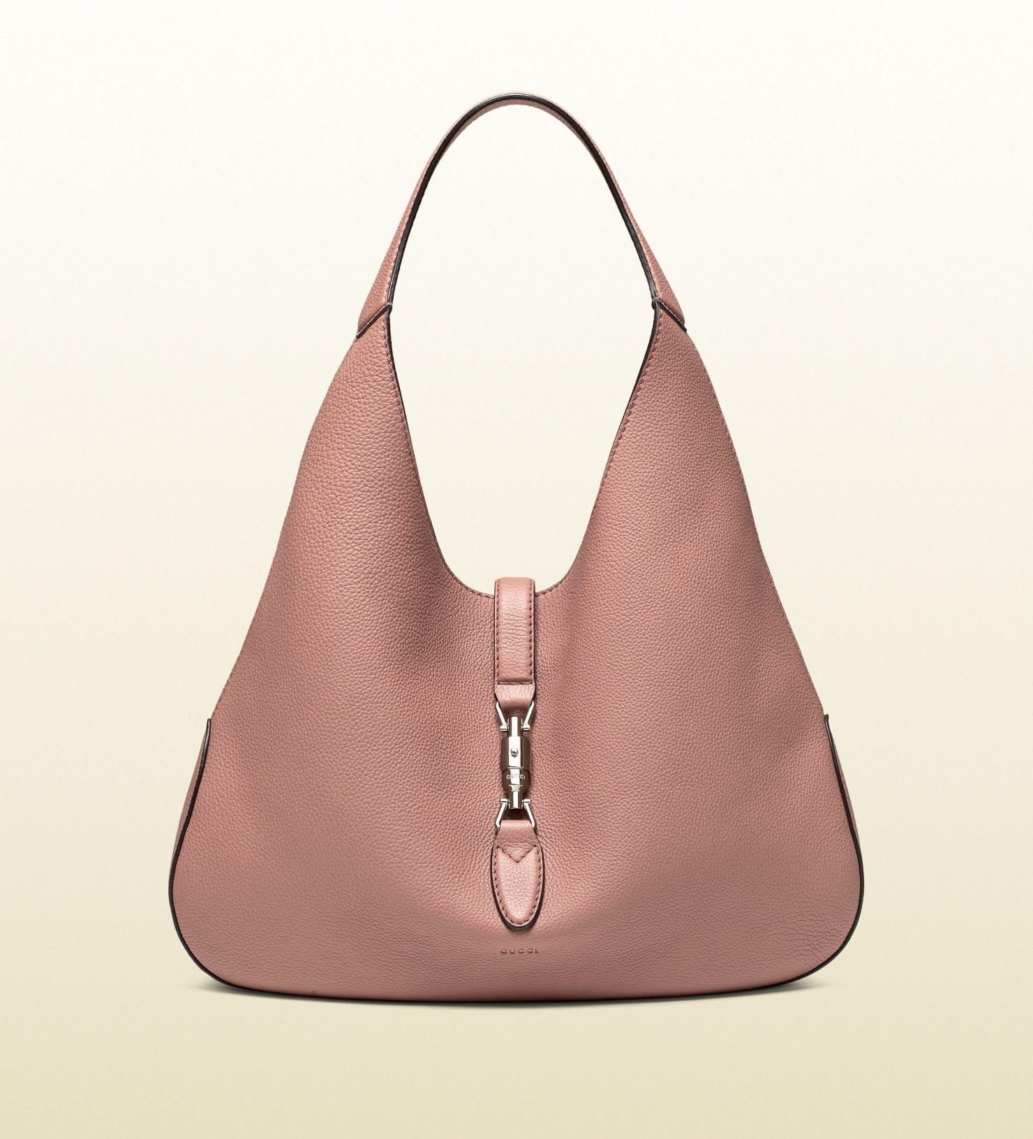 Gucci Jackie Antique Rose Soft Leather Hobo   2,990.00   PURSES ... 29fe97d0a8