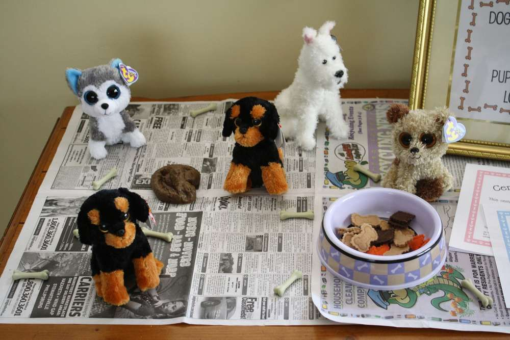 Lady and the Tramp Birthday Party Ideas   Photo 11 of 21