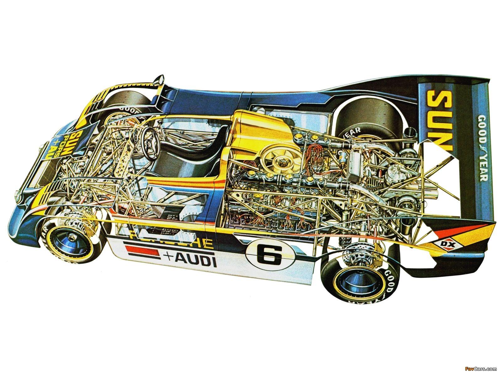 Porsche 917 1973