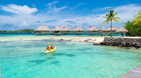 How To Have A Week In Tahitian Paradise On Bora All Inclusive Vacation