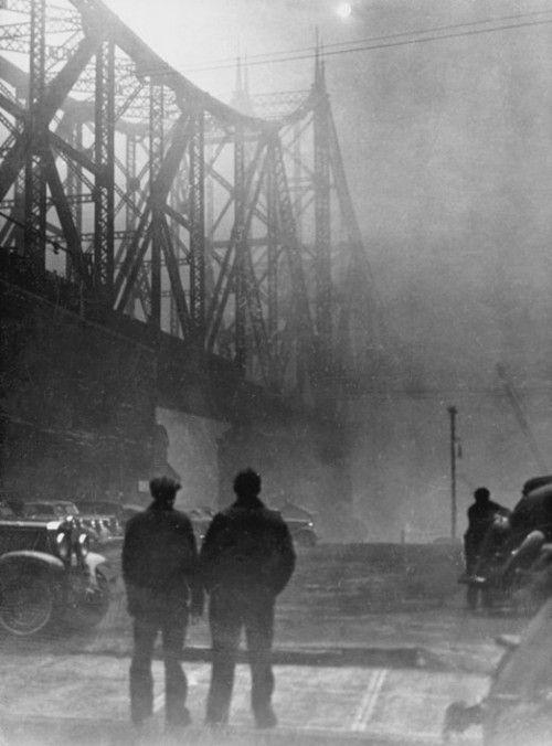 Pittsburgh before smoke control.