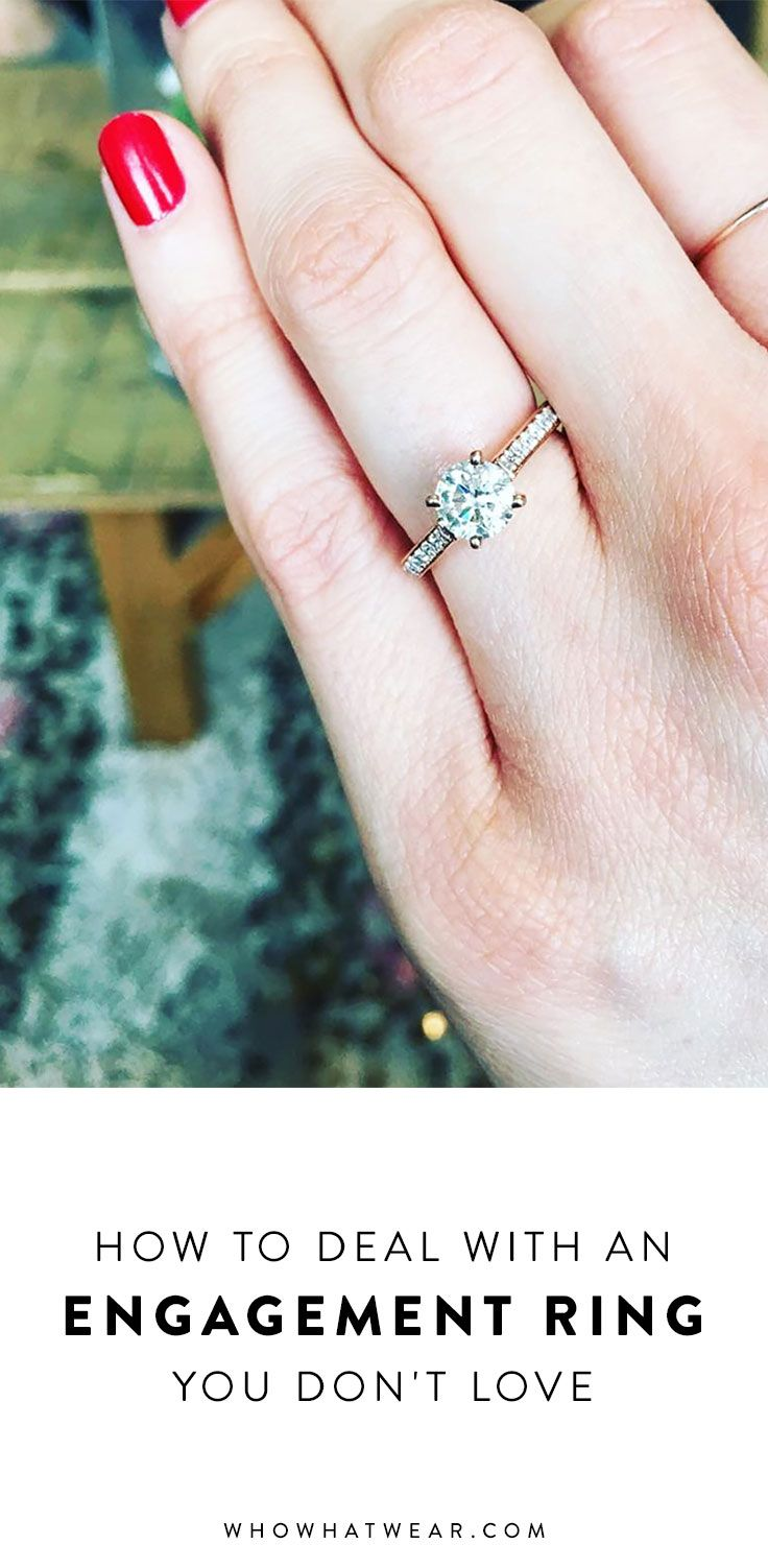What to do when you're not in love with your engagement